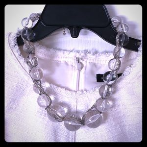 Jewelry - Bubble and chain necklace